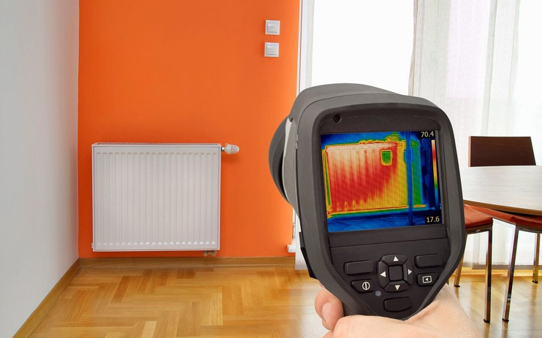 The Basics of Thermal Imaging During a Home Inspection