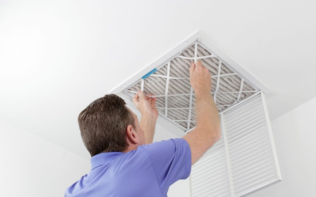 be a better homeowner by replacing HVAC filters as recommended