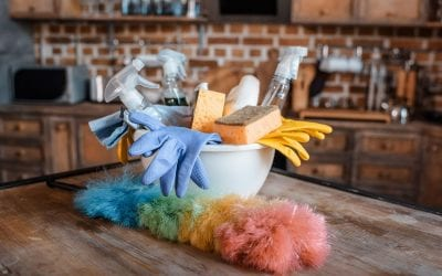 4 Easy Spring Cleaning Tips for Often Overlooked Areas